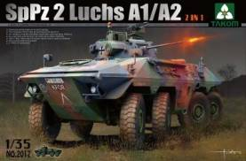 German SpPz 2 Luchs A1/A2 Armored Car