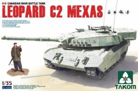Leopard C2 MAXAS Canadian Main Battle Tank