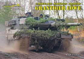 In Detail Fast Track: Grantiger Lowe Camouflage, Markings, Soldiers