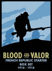 Blood and Valor: WWI French Army Starter Box 1917-18
