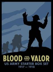 Blood and Valor: WWI US Army 1917-18 Starter Box