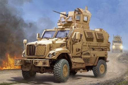US M-ATV MRAP MaxxPro Vehicle (New Variant)