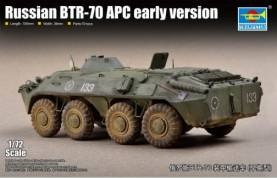 Russian BTR70 Armored Personnel Carrier Early Version