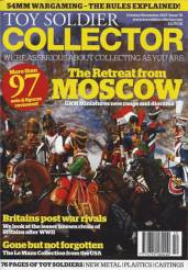 Toy Soldier Collector Magazine Issue 78 Oct-Nov 2017