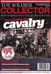 Toy Soldier Collector Magazine Issue 80 Feb-Mar 2018