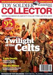 Toy Soldier Collector Magazine Issue 82 June-July 2018