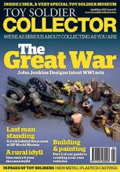 Toy Soldier Collector Magazine Issue 63 Apr-May 2015