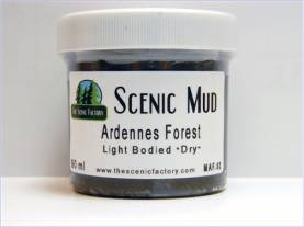 Scenic Mud 90 ml - Ardennes Forest Light Bodied, Dry