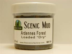 Scenic Mud 90 ml - Ardennes Forest Loaded, Wet