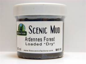 Scenic Mud 90 ml - Ardennes Forest Loaded, Dry