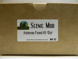Scenic Mud Kit - Ardennes Forest, Dry