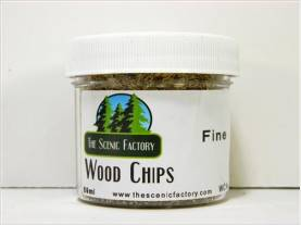 Wood Chips - Fine
