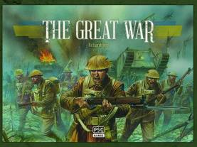 NEW LOWER PRICE>> The Great War by Richard Borg & Plastic Soldier Co.