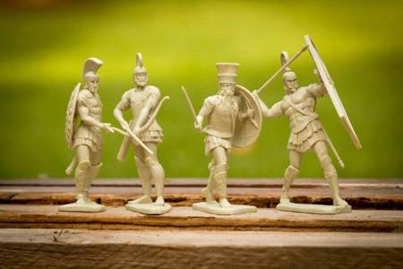Michigan Toy Soldier Company : LOD Enterprises - The War at
