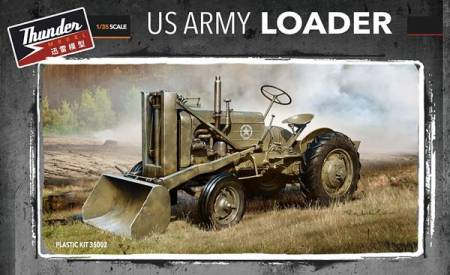WWII US Army Front End Loader
