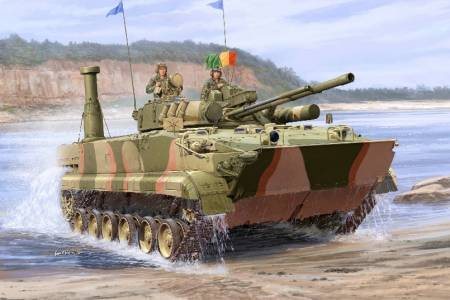 Russian BMP3 South Korea Service Infantry Fighting Vehicle