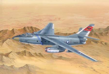 TA3B Skywarrior Strategic Bomber