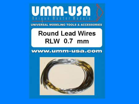 Round Lead Wires 0.7mm