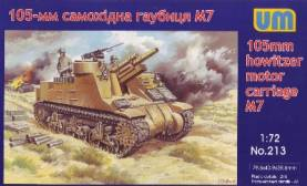 M7 105mm Howitzer Motor Carriage Self-Propelled Vehicle