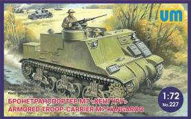 M7 Kangaroo Armored Troop Carrier