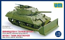 M10A1 (Late) Tank Destroyer w/M1 Dozer Blade