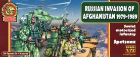 Russian Invasion of Afghanistan 1979-1989 Soviet Motorized Infantry Spetsnaz