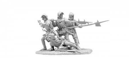 War of the Roses English Infantry