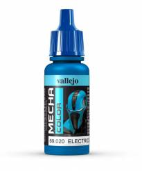 Mecha Color Electric Blue 17ml Bottle