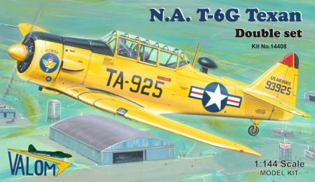 Valom N.A.T-6G Texan (Double Set - Yellow Series)