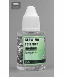 Slow-Mo Retarder Medium for Acrylics