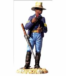 Dismounted 9th Cavalry Trooper No.1
