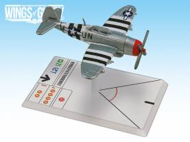Wings Of Glory WWII: Republic P-47D Thunderbolt (Raymond)