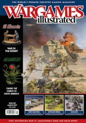 Wargames Illustrated Magazine, Issue 353 March 2017