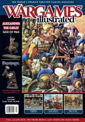 Wargames Illustrated Magazine, Issue 333 July 2015