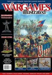 Wargames Illustrated Magazine, Issue 338 December 2015