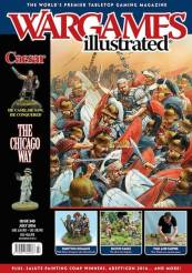 Wargames Illustrated Magazine, Issue 345 July 2016