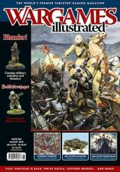 Wargames Illustrated Magazine, Issue 346 August 2016