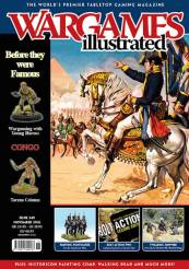 Wargames Illustrated Magazine, Issue 349 November 2016