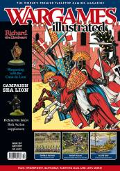 Wargames Illustrated Magazine, Issue 357 July 2017