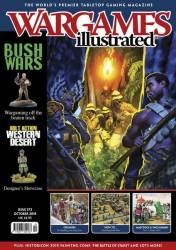 Wargames Illustrated Magazine, Issue 372 October 2018
