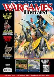 Wargames Illustrated Magazine, Issue 378 April 2019