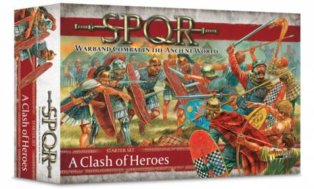 SPQR: A Clash of Heroes Starter Set