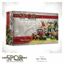 SPQR: Gaul - Warriors