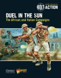 Bolt Action Theatre Rulebook: Duel in the Sun