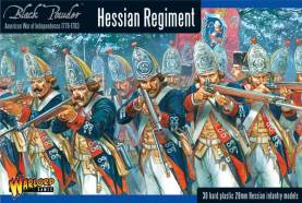 Hessian Regiment 1776-1783
