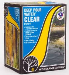 Deep Pour Water - Clear