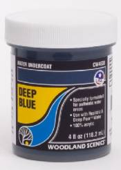 Water Undercoat - Deep Blue (4 fl.oz.)