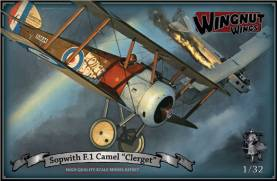 Sopwith F.1 Camel, Clerget