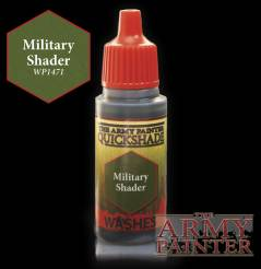 Army Painter: Warpaints Military Shader Wash