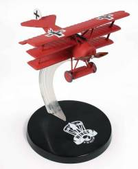 WWI German Fokker Dr.I Triplane Luftstreitkrafte JG 1, The Red Baron, 1918